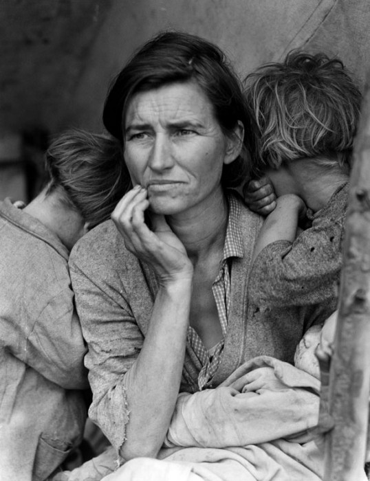 Dorothea Lange Dorothea Lange Biography With Photo Gallery American Masters Pbs