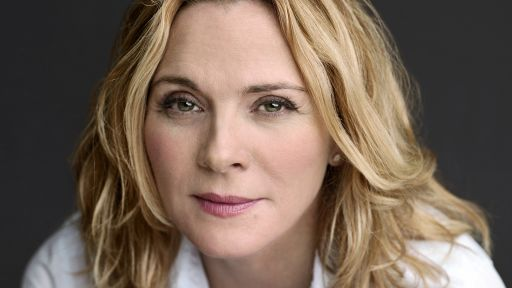 Kim Cattrall in Boomer List