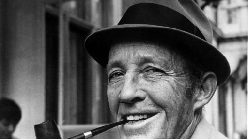 Bing Crosby in London 1973