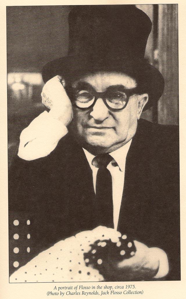 Al Flosso. Photo by Charles Reynolds.