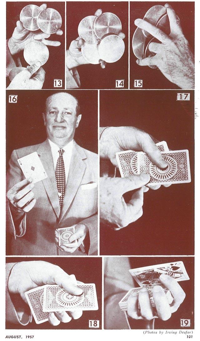 Max Katz, Ricky Jay's grandfather. Courtesy Society of American Magicians.