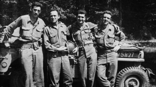 Salinger's Army Intelligence Work in World War II