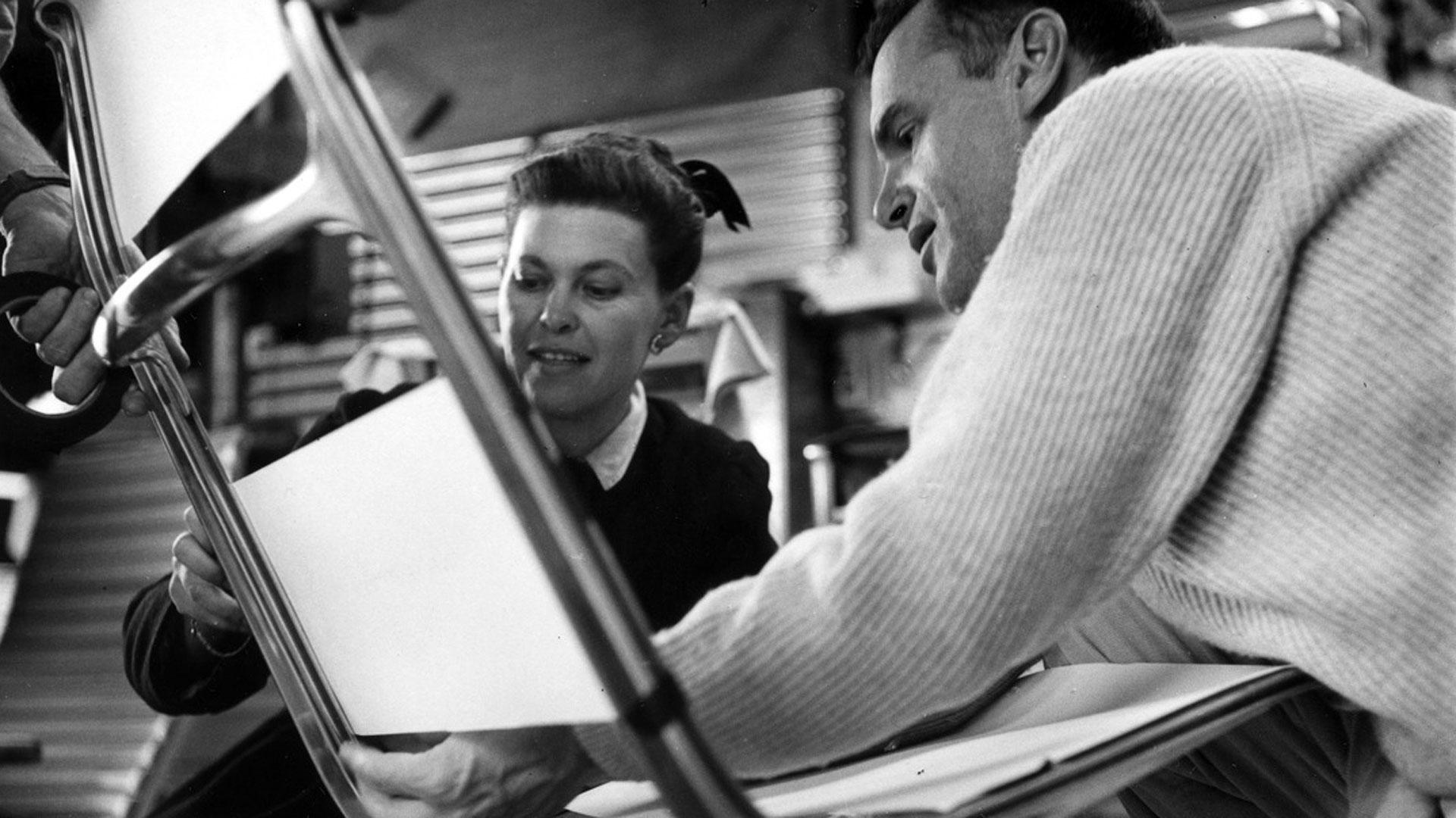 Charles & Ray Eames: The Architect and the Painter | About the Film |  American Masters | PBS