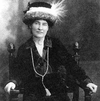 Willa Cather ca. 1912