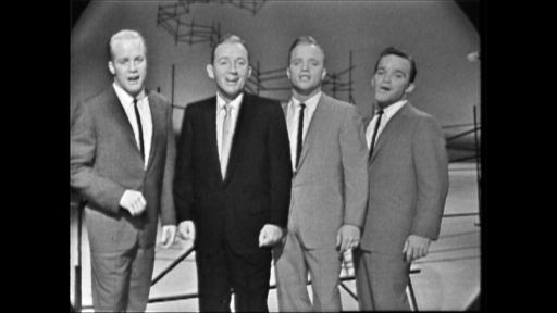 Bing Crosby Rediscovered - Full Film -- Bing Crosby Sings with the Crosby Boys