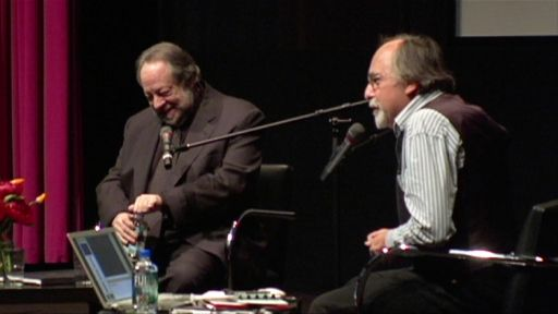 Art Spiegelman and Ricky Jay in Conversation: Web Exclusive