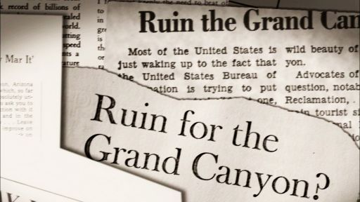 Clip |  When the Sierra Club Saved the Grand Canyon