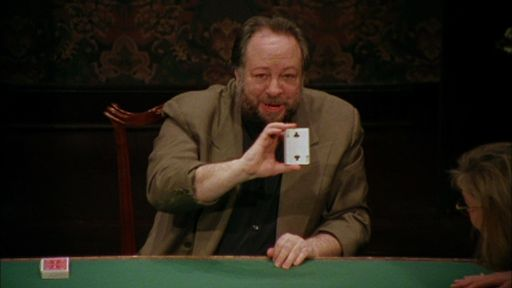 Ricky Jay: Deceptive Practice -- Sleight of Hand and Three-Card Monte with Ricky Jay
