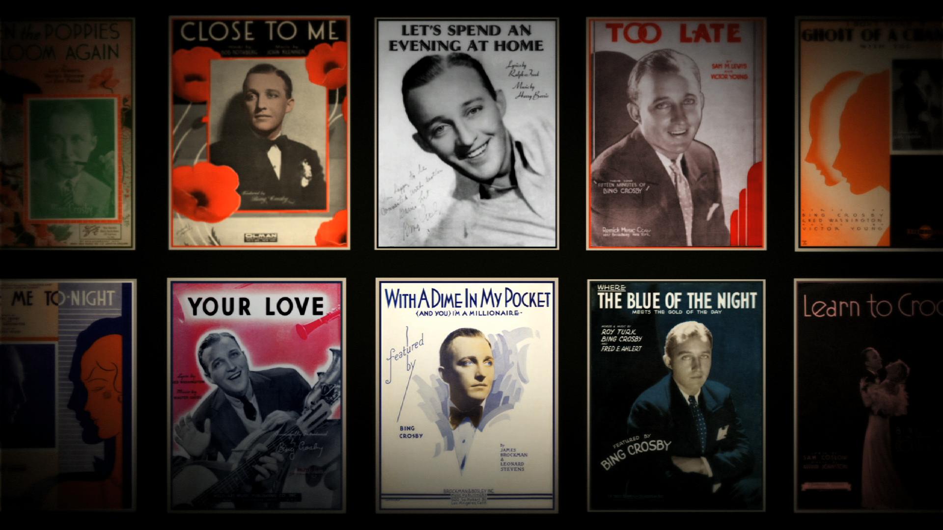 Bing Crosby | Bing Crosby and David Bowie Christmas Duet ...