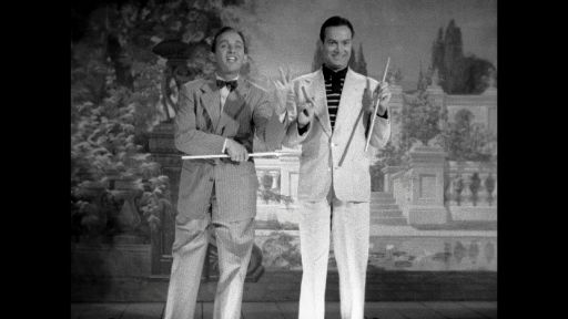 Clip |  The Road Films: Bob Hope and Bing Crosby