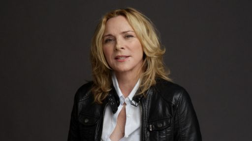 Kim Cattrall on Risk and Freedom