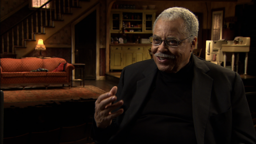 Clip |  Behind the Scenes with James Earl Jones