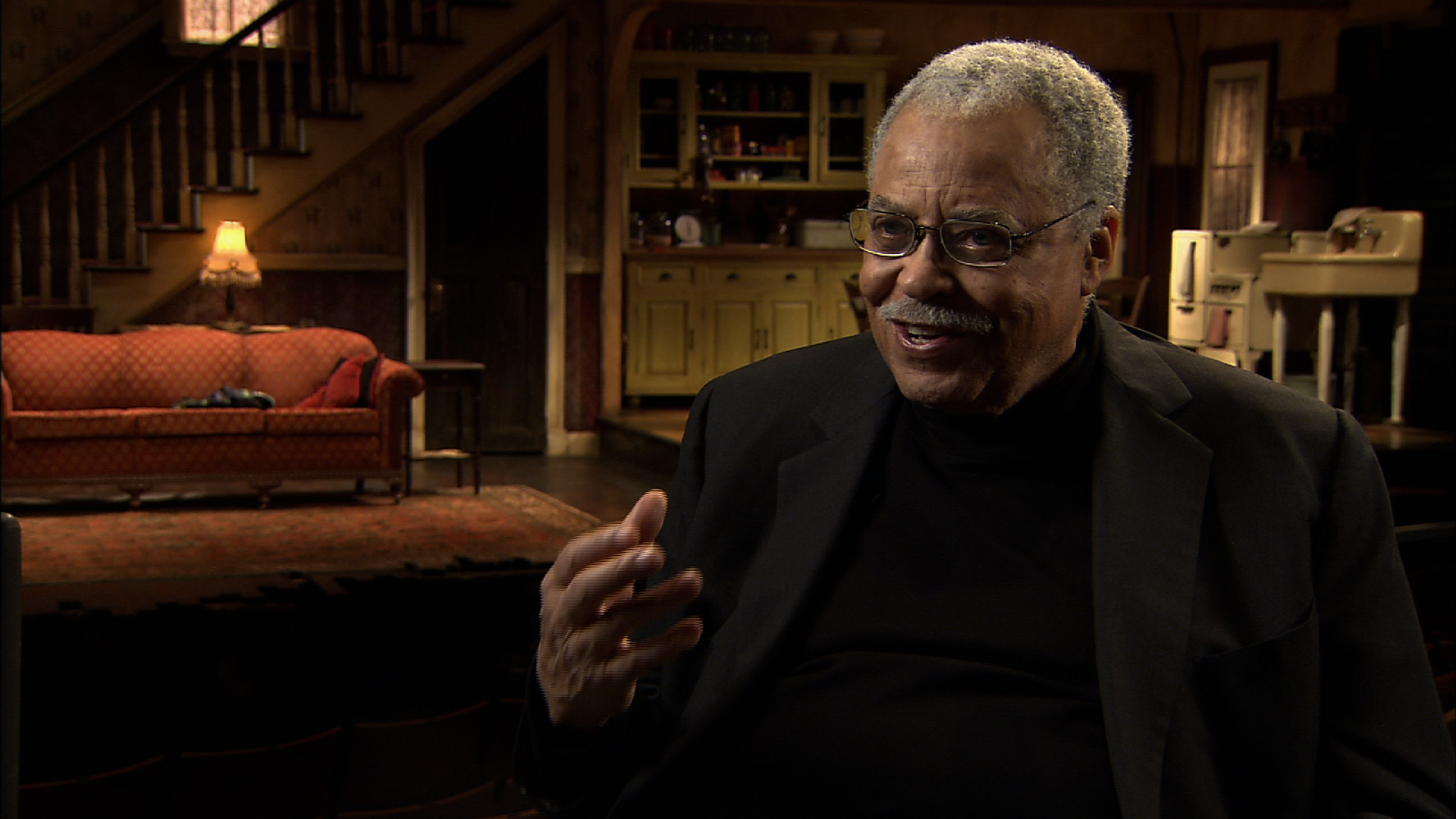 wilson the ground on which i stand biography and behind the scenes james earl jones