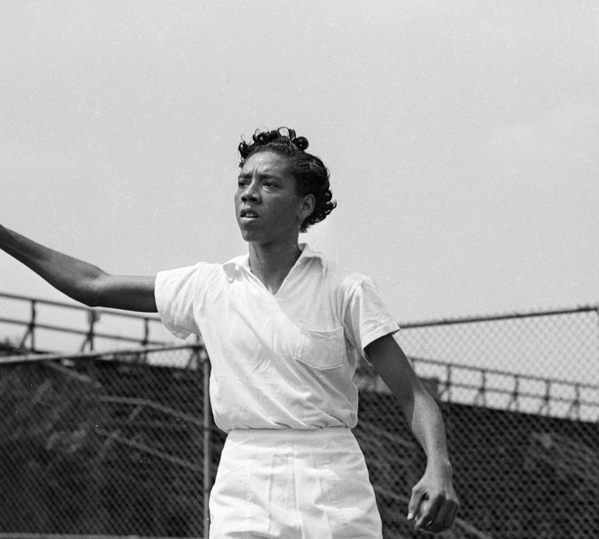 Althea Gibson ~ About the Film - American Masters