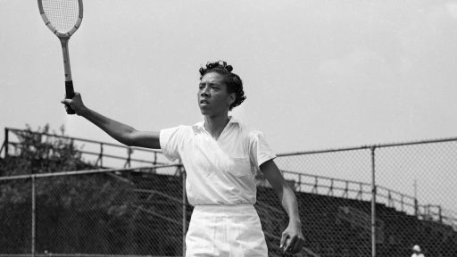 Tennis Champion Althea Gibson Biography