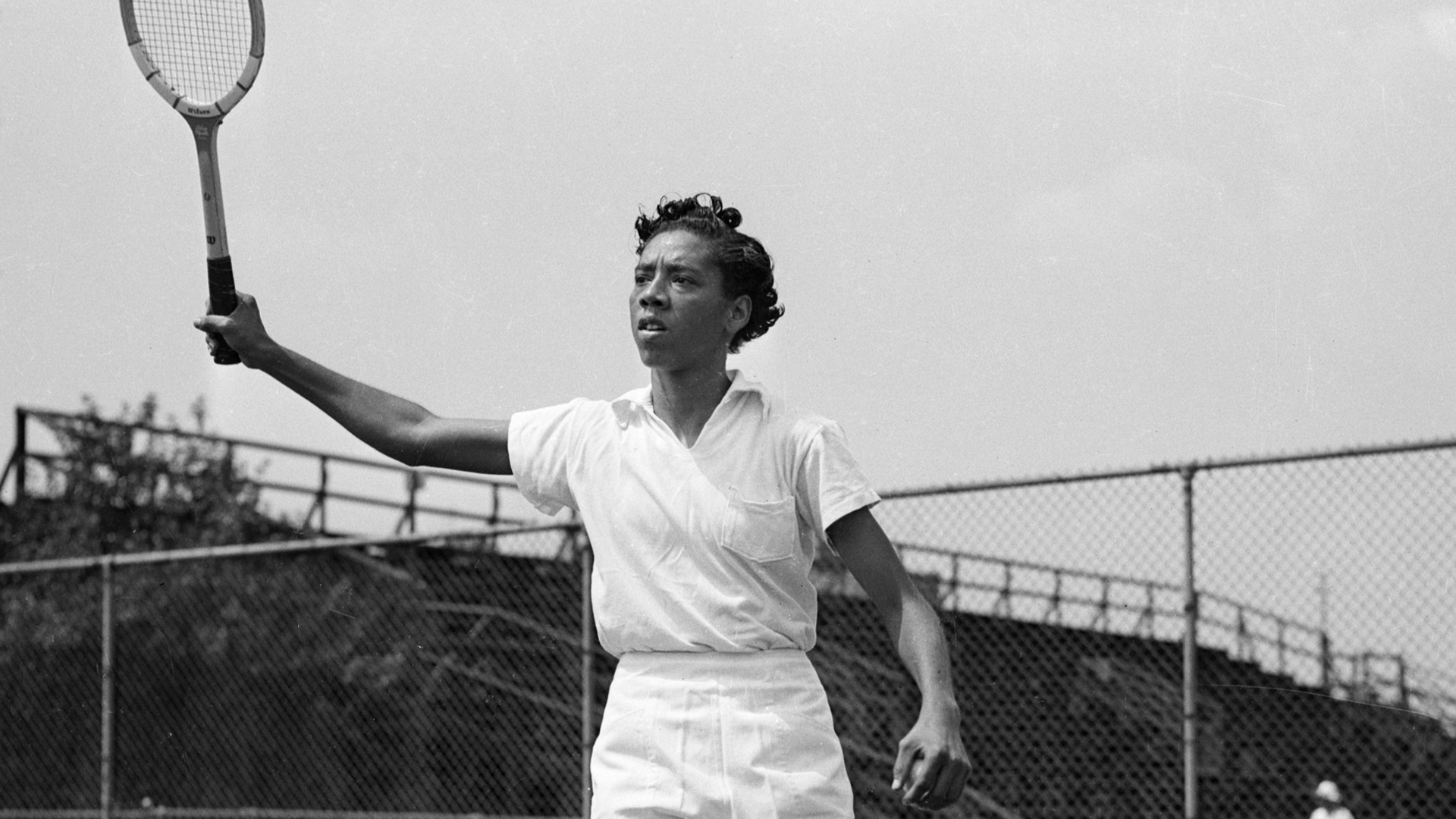 Althea Gibson About the American Masters