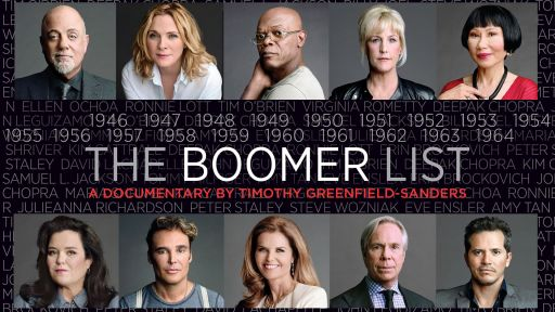 The Boomer List -- The Boomer List - Trailer