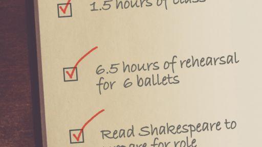 Ballerina Diary