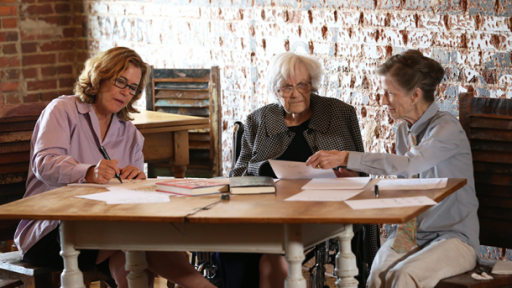 Meeting Harper Lee: Exclusive Report from Filmmaker