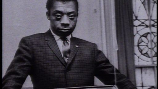 James Baldwin still