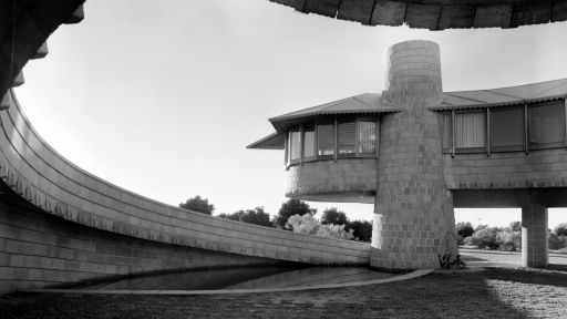 David Wright House by Pedro E. Guerrero