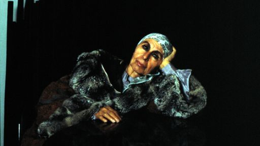 Louise Nevelson photo by Pedro E. Guerrero