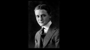 F scott fitzgerald essays