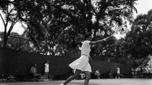 Althea Gibson Photo Gallery