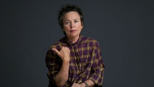 Laurie Anderson film clip