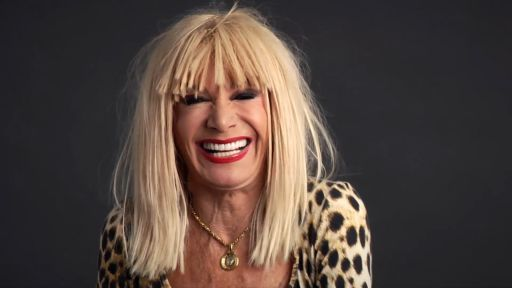 Betsey Johnson in The Women's List