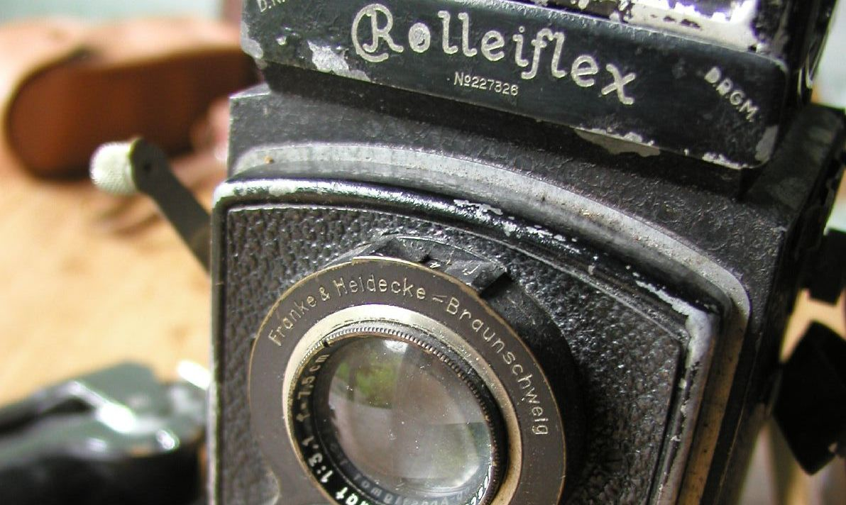 Rolleiflex posted by Wapster on Flickr