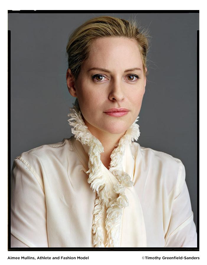 Aimee Mullins photo by Timothy Greenfield-Sanders