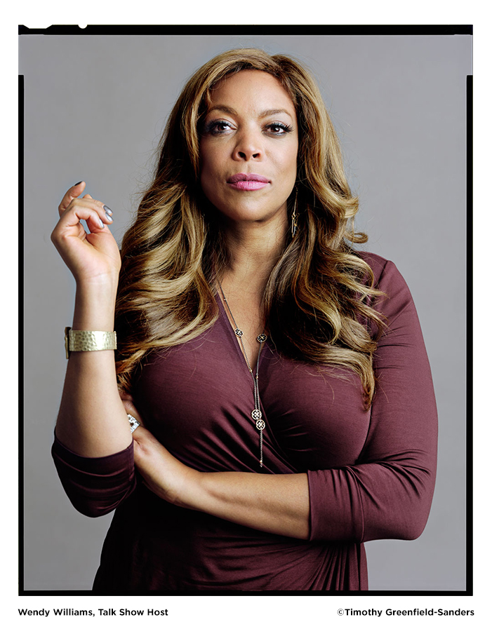 Wendy Williams photo by Timothy Greenfield-Sanders