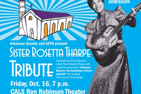 Sister Rosetta Tharpe Celebrated in Her Home State and in Rhiannon Giddens Tour