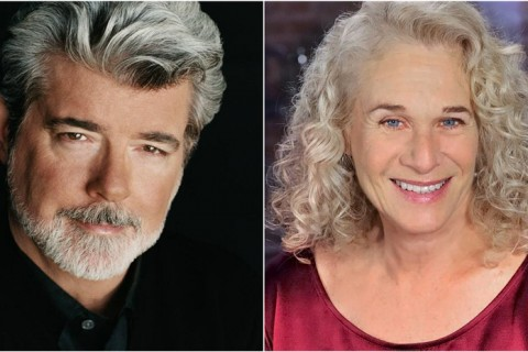 Carole King and George Lucas: 2015 Kennedy Center Honorees and American Masters