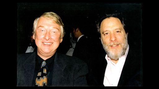 Mike Nichols and Julian Schlossberg