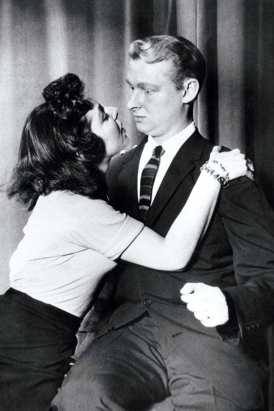 Elaine May and Mike Nichols, The Steve Allen Show, 1958