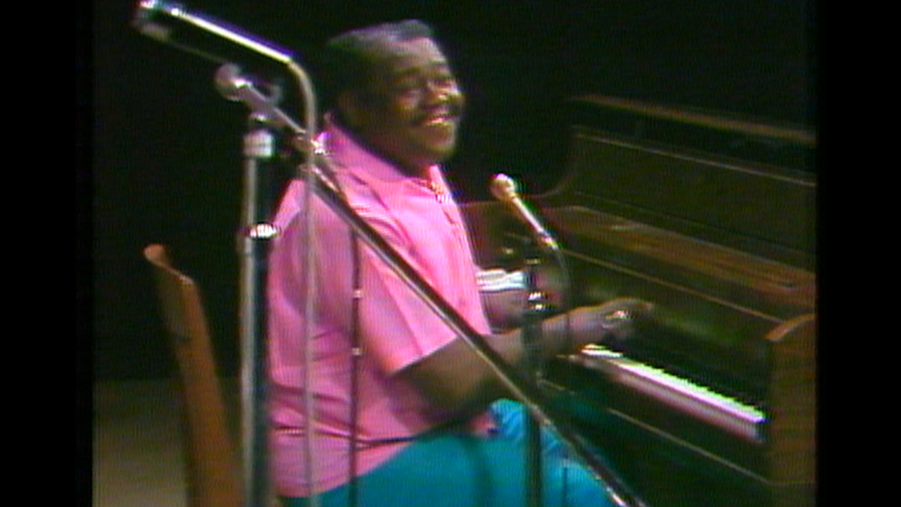 """Fats Domino and The Byrds Perform """"I'm Ready"""" in 1971   PBS"""