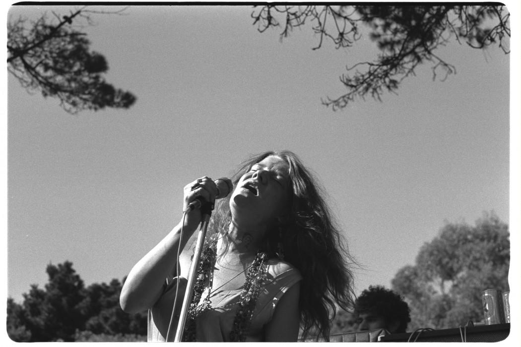 Janis Joplin. Credit: © Fantality Corp.