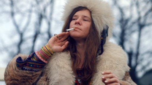 10 Reasons to Love Janis Joplin