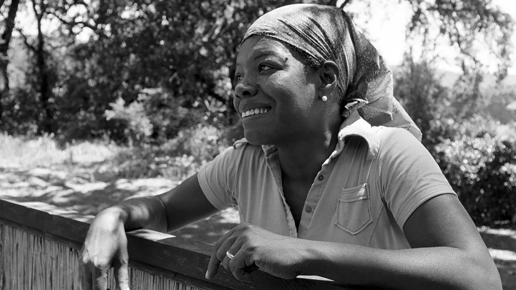Maya Angelou Sundance poster