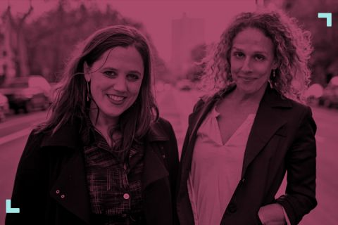International Documentary Association: A Conversation with Heidi Ewing and Rachel Grady