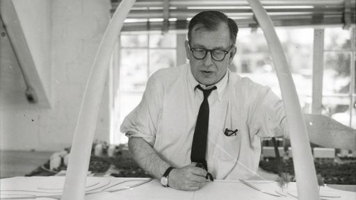 Eero Saarinen's Search for Architecture