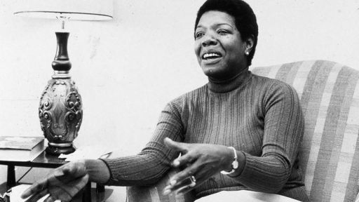 Maya Angelou: And Still I Rise -- Listen to Dr. Maya Angelou's take on creative writing