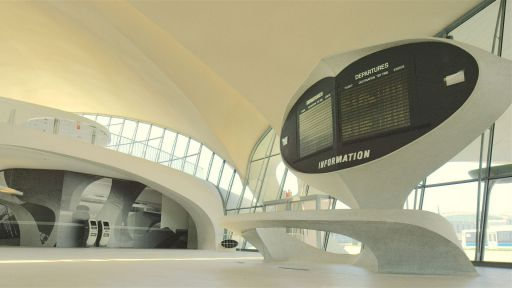 Conquering gravity with Saarinen at the TWA Flight Center