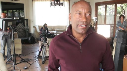Go behind the scenes with John Singleton