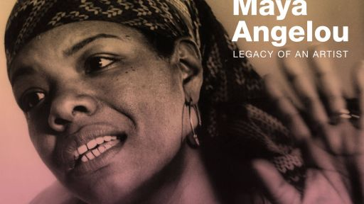 """Learn More about Dr. Angelou through KQED's """"Legacy of an Artist"""""""