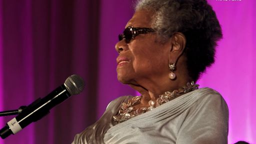 Maya Angelou: And Still I Rise -- Hear how Maya Angelou met Tupac Shakur for the first time