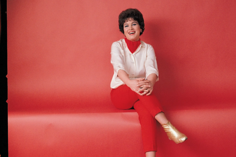 Commemorating Patsy Cline