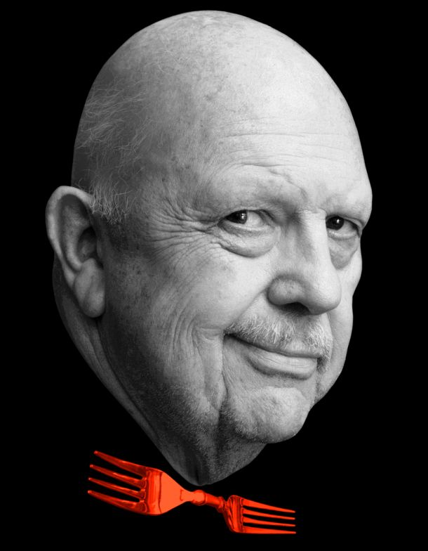 James Beard Portrait